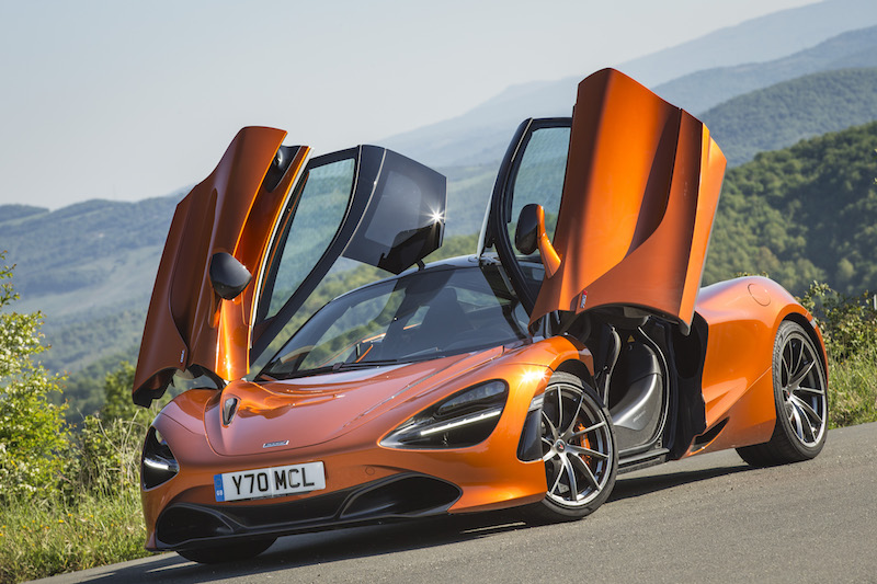 2018 mclaren cars. Exellent Cars 2018 McLaren 720S Car Review By Practical Motoring For Mclaren Cars