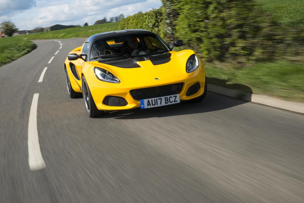 2018 lotus. Beautiful 2018 2018 Lotus Elise Sprint Review By Practical Motoring Throughout Lotus P