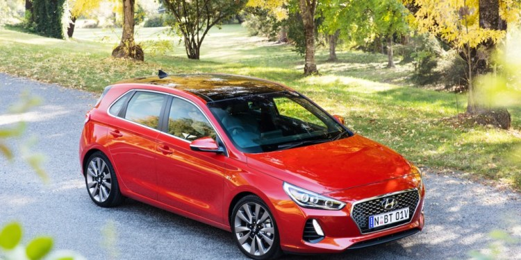2018 Hyundai i30 Review