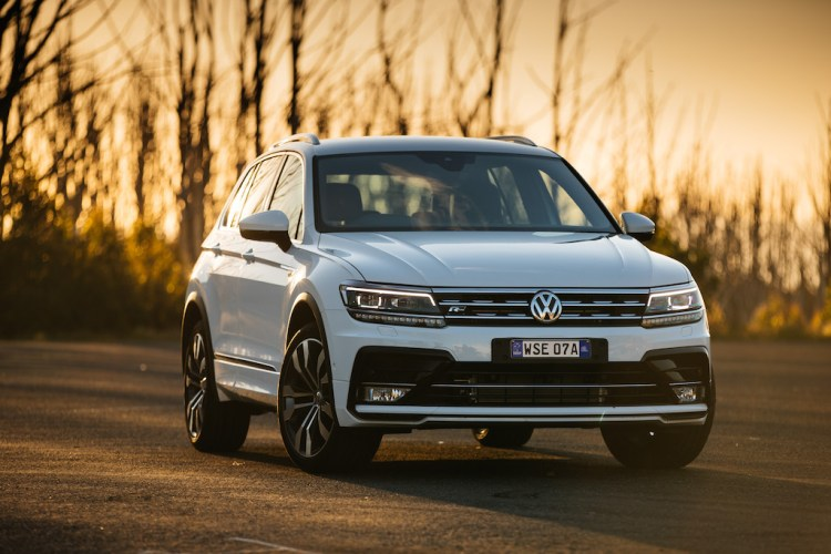 2017 Volkswagen Tiguan 162TSI Highline Review