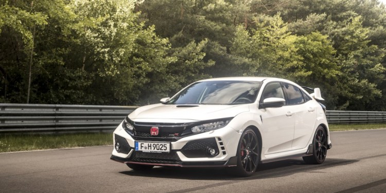 2018 Honda Civic Type R Review