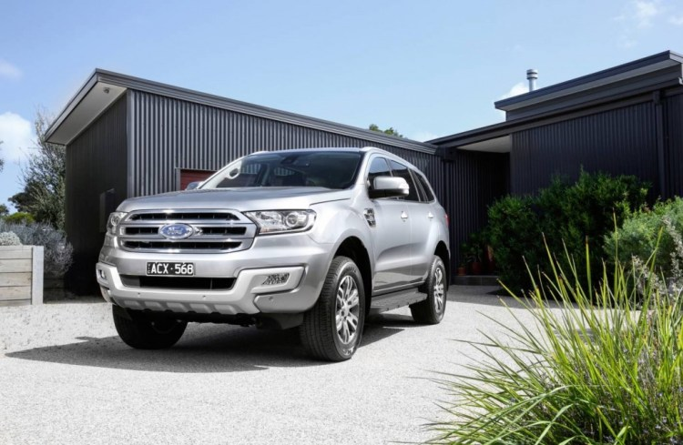 2017 Ford Everest Trend Review