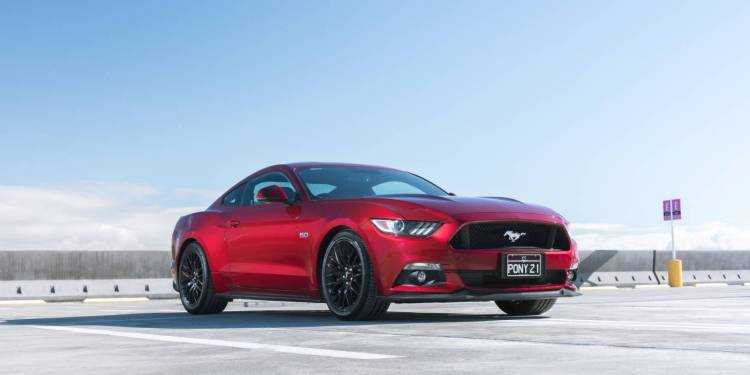 Ford Mustang owners and buyers will now have access to a catalogue of Ford Performance parts in Australia.