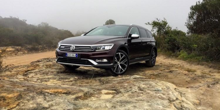 2017 Volkswagen Passat Alltrack Wolfsburg Review by Practical Motoring