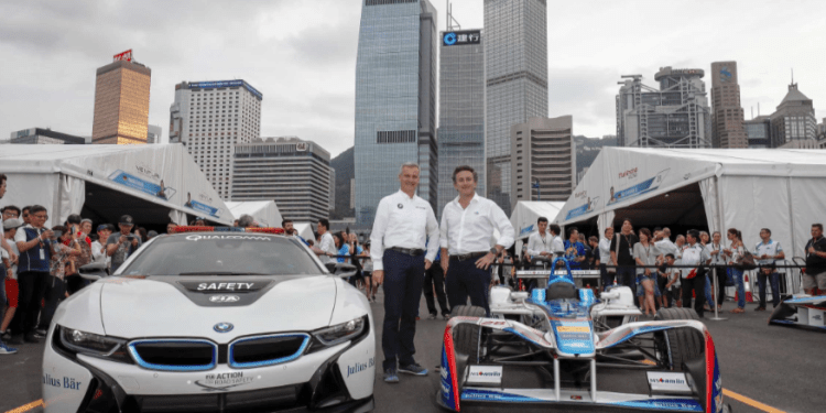 BMW to enter Formula E in 2018/19