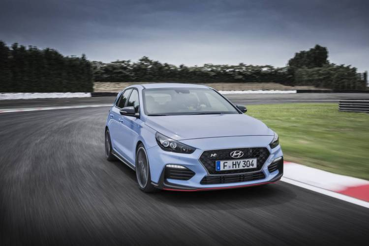 2018 Hyundai i30 N revealed