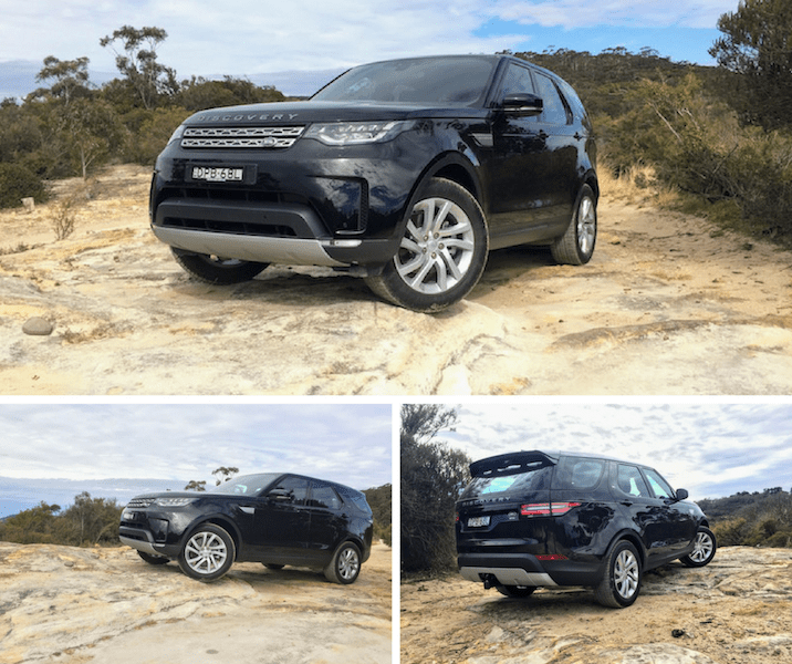 2017 Land Rover Discovery SD4 HSE Review2017 Land Rover Discovery SD4 HSE Review