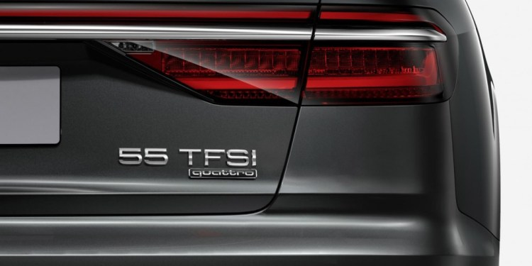 Audi will adopt a standard power output designation for its models worldwide from late 2017 when the new A8 launches.