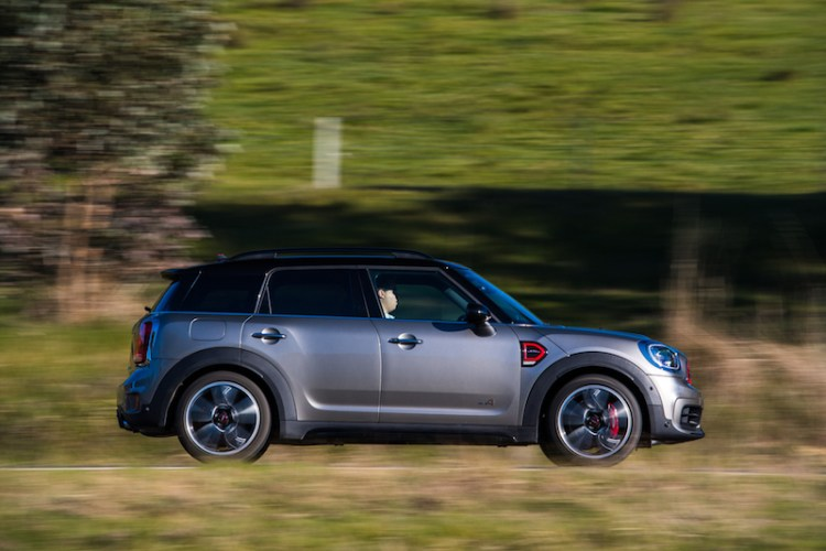 2018 Mini JCW Countryman  Review