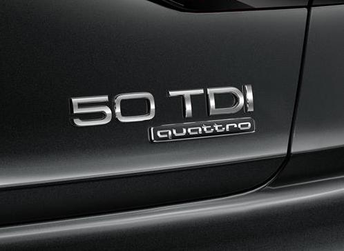 Audi naming structure creates confusion