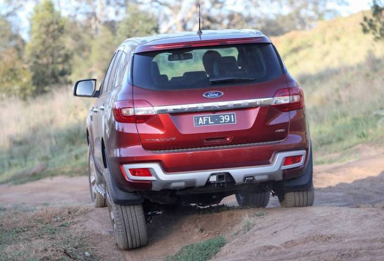 Ground clearance is important especially if you take your 4x4 on off-roading adventures such as river crossings or off the beaten track
