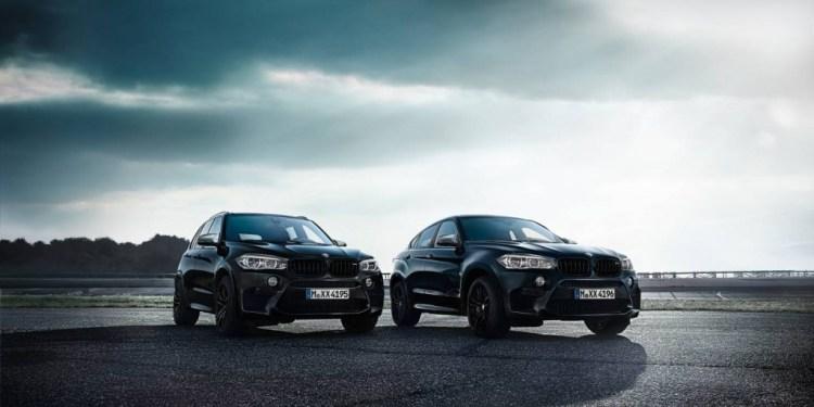 X6 M Black Fire Editions