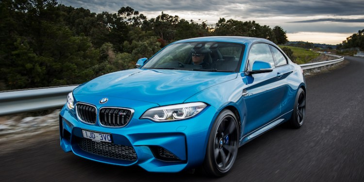 2017 BMW 1 & 2 Series launch, Mulgrave, Victoria, Australia. Monday 11th September to Wednesday 13th September 2017. BMW M2 Coupe. World Copyright: BMW Ref: Digital Image 11-130917_BMW_DKIMG0618.NEF
