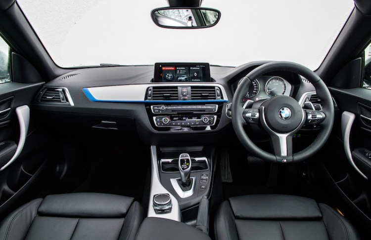 Monday 11th September to Wednesday 13th September 2017. BMW 230i. World Copyright: BMW Ref: Digital Image 11-130917_BMW_DKIMG0071.NEF
