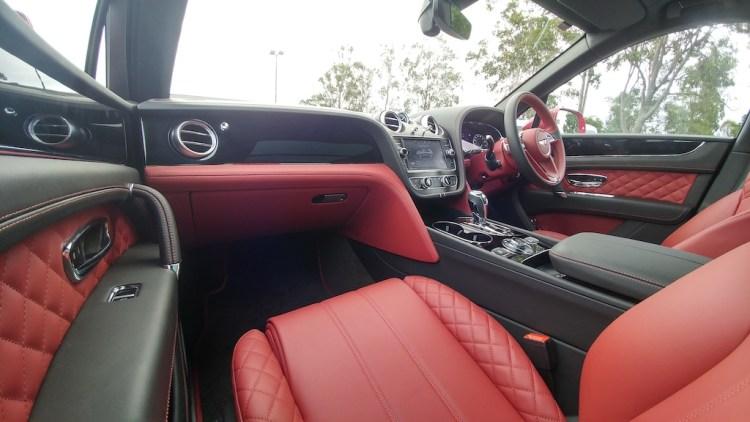 Bentley Bentayga review by Practical Motoring