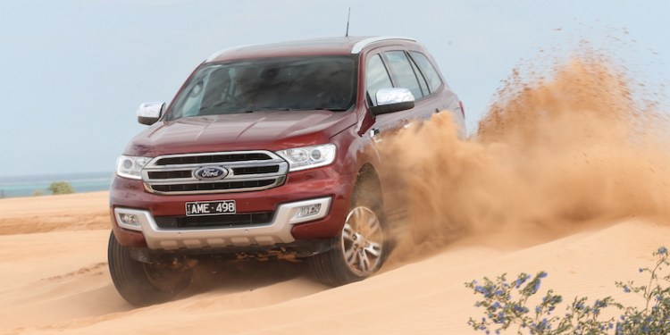 Learn some tricks and tips for driving in hard or soft sand in your 4x4