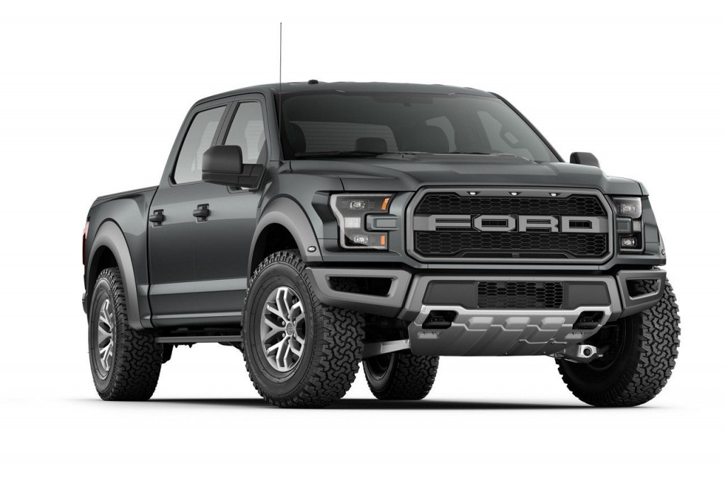 Ranger Raptor Pickup Breaks Cover Down Under