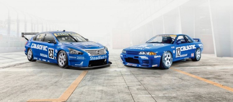 Calsonic GT-R R32
