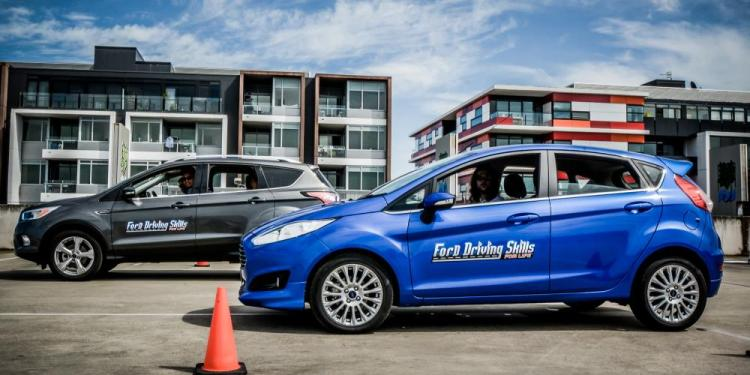 Ford launches driving skills for life program