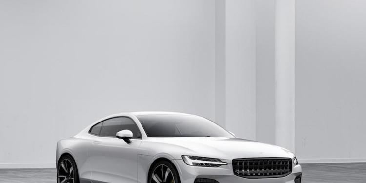 Polestar, Volvo's standalone performance brand, has revealed its first model, the Polestar 1, a performance hybrid it will hit the market in 2019.