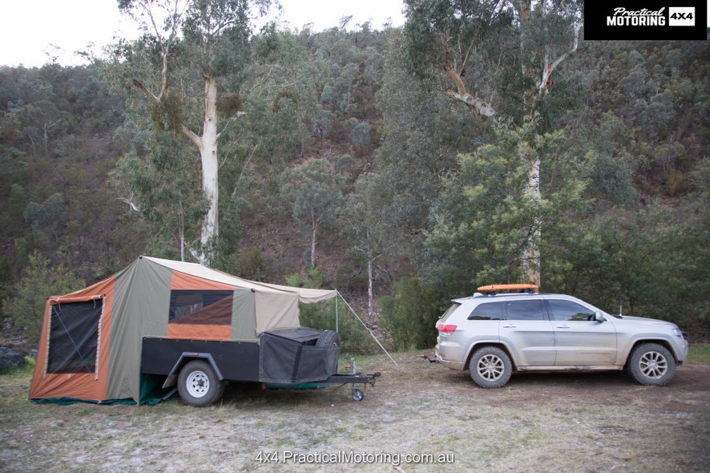 So you're thinking about buying a camper trailer