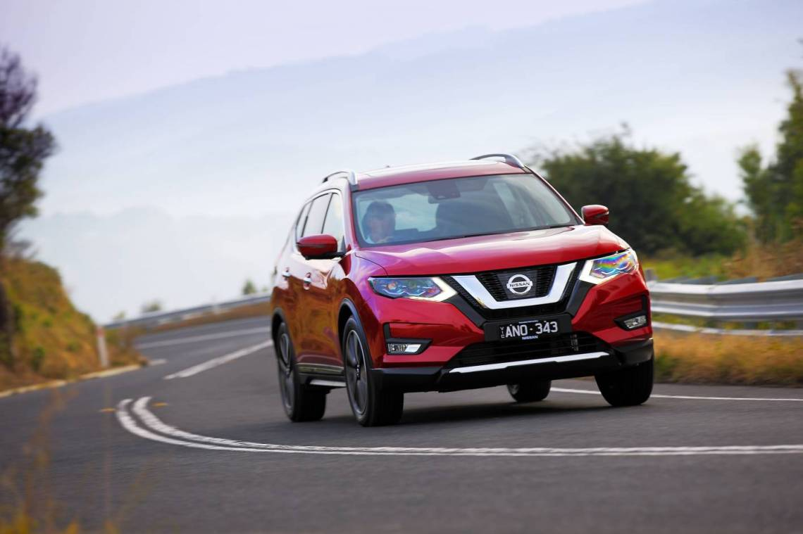 2017 Nissan X-Trail Review by Practical Motoring