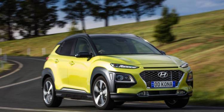 2017 Hyundai Kona Review by Practical Motoring