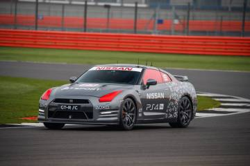 Nissan in the UK has built a remote-controlled Nissan GT-R to celebrate the launch of Gran Turismo Sport later this month.