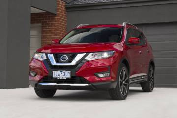 The Nissan X-Trail range has become bigger with the arrival this week of the range-topping Diesel variant.