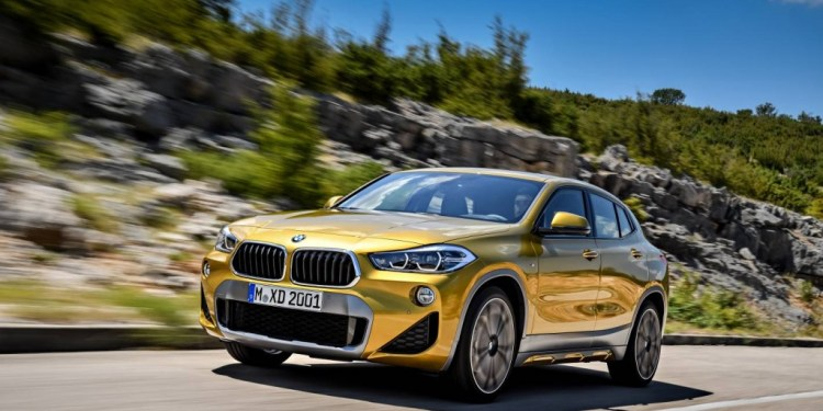 Urban dwellers who lead active lifestyles… it's the same old line as BMW reveals the new X2 ahead of its on-sale next year (2018).