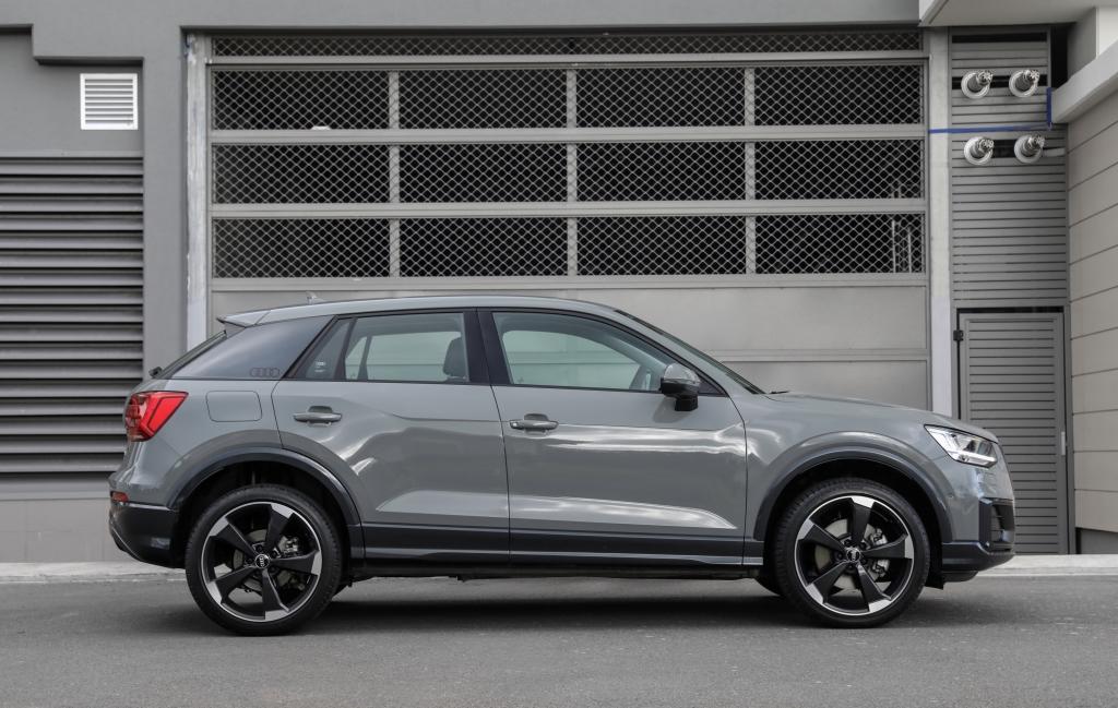 2018 Audi Q2 TSFI quattro S tronic sportReview