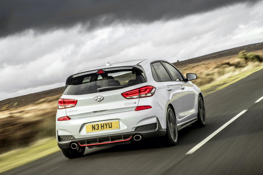 2018 Hyundai i30 N review by Practical Motoring