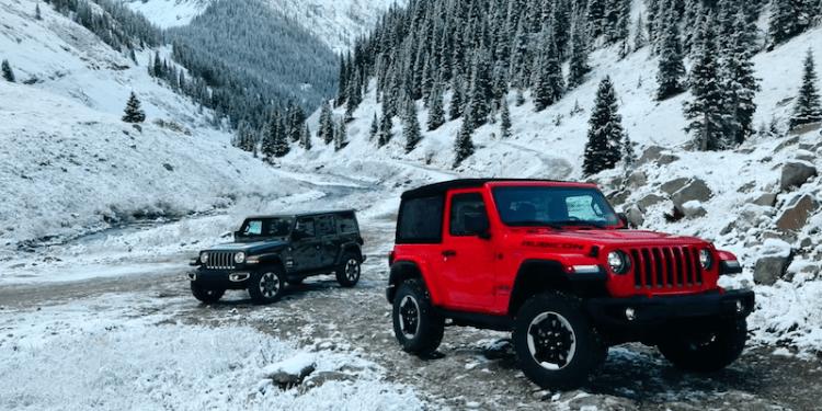 2019 Jeep Wrangler Revealed