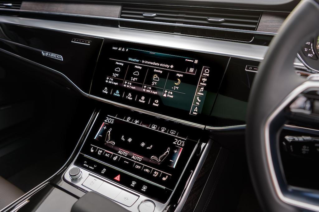 2018 Audi A8 50TDI Quattro Review