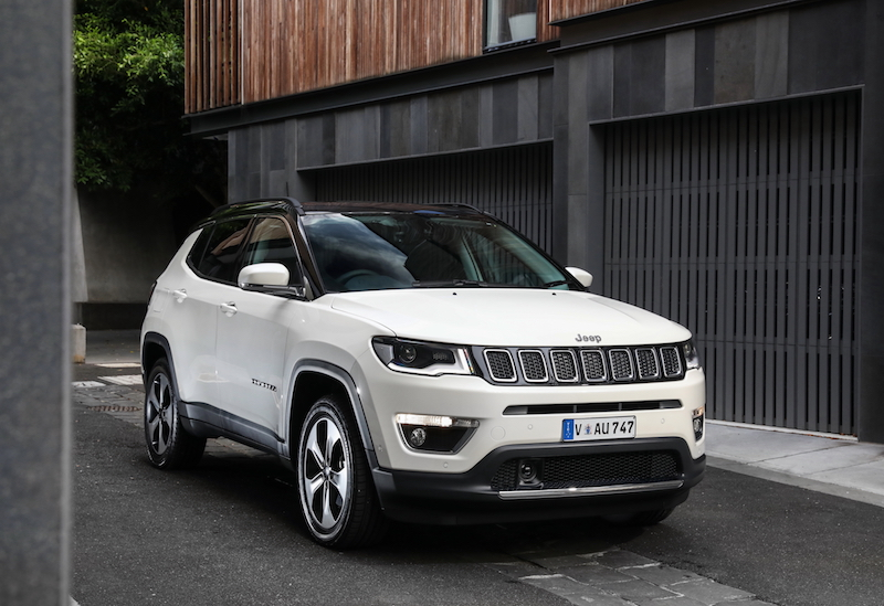 2018 Jeep Compass Review | Practical Motoring