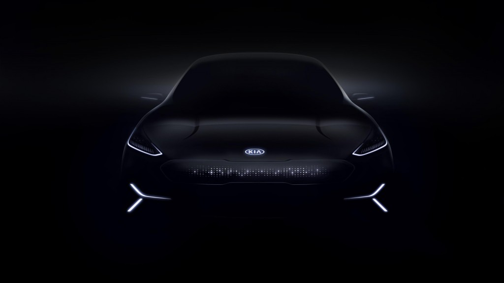 Kia to reveal advanced electric auto