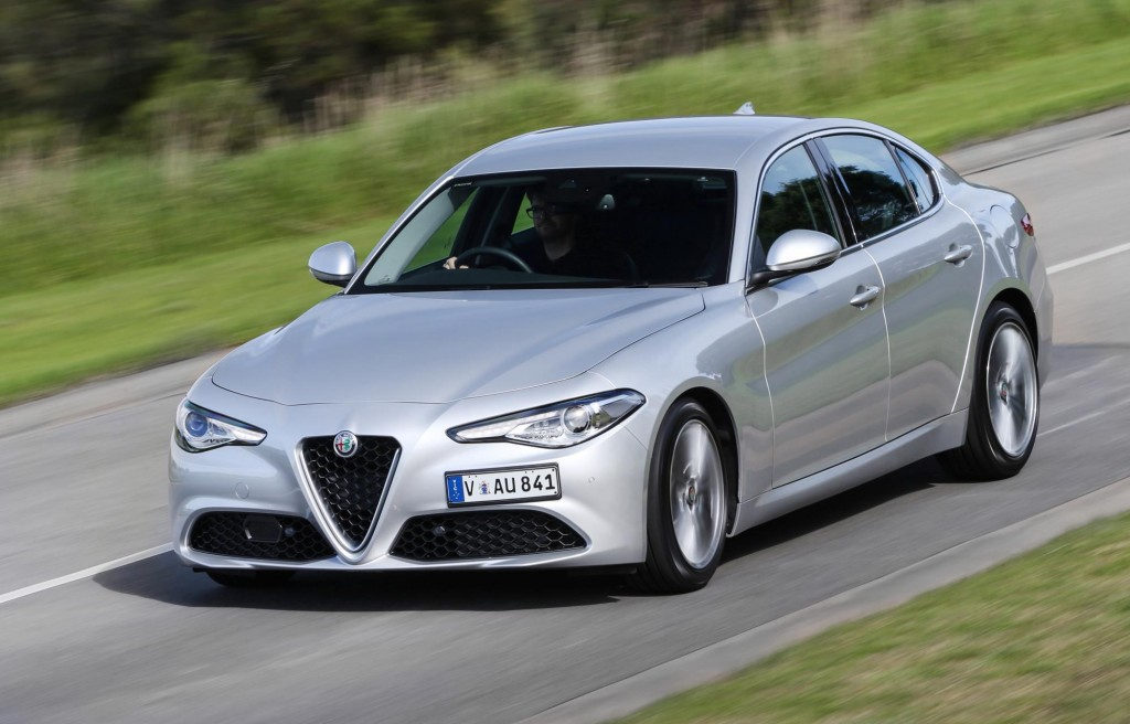 2018 Alfa Romeo Giulia Super Diesel Review