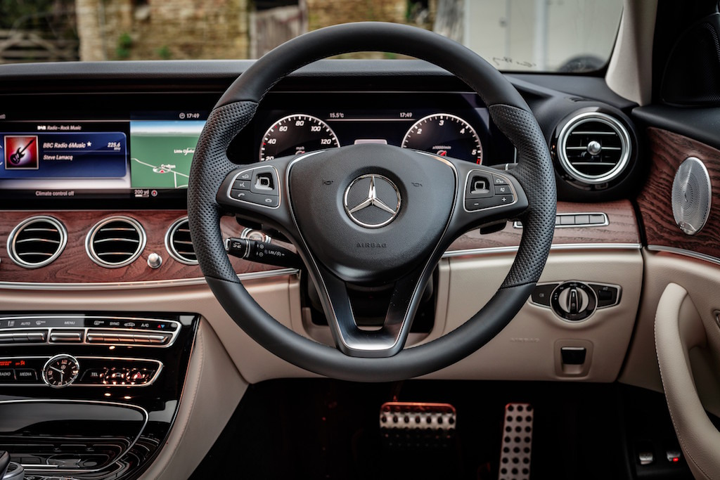 2018 Mercedes-Benz E220d review