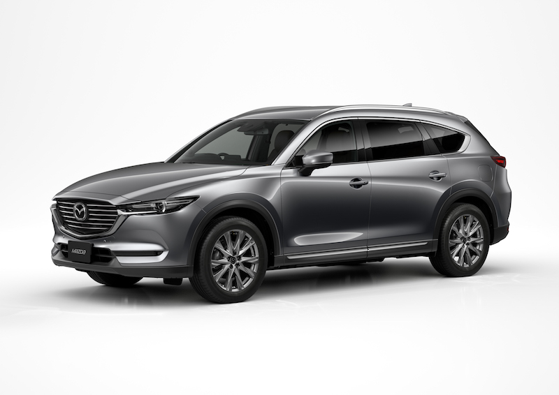Mazda confirms CX-8