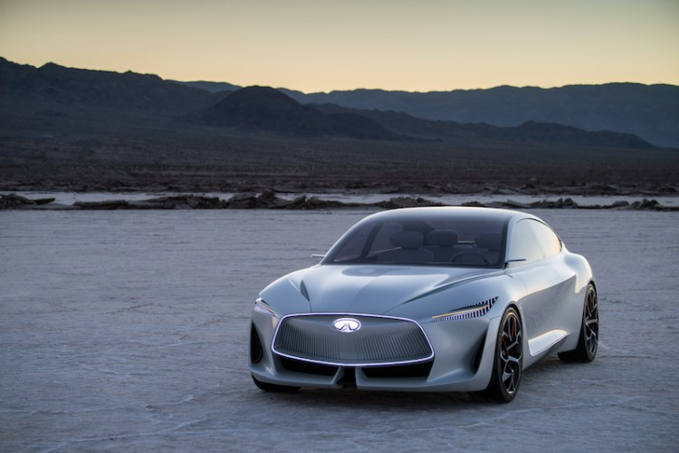 Infiniti will introduce a range of electrified powertrains in 2021 with more than half of its global sales expected to be electric vehicles by 2025.