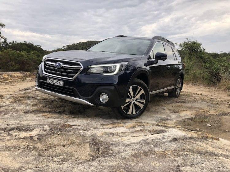 2018 subaru outback 3 6r review practical motoring. Black Bedroom Furniture Sets. Home Design Ideas