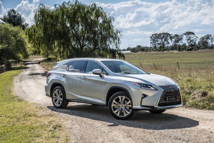 2018 Lexus RX 350L Luxury Review