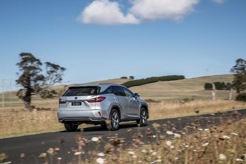 2018 Lexus RX 350L Luxury Review