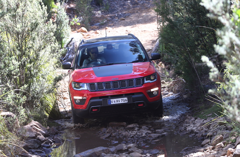 2018 Jeep Compass Trailhawk Review
