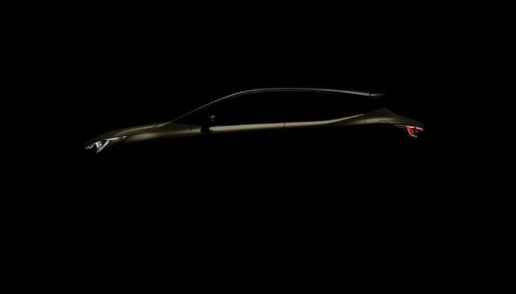 all-new Toyota Corolla teased