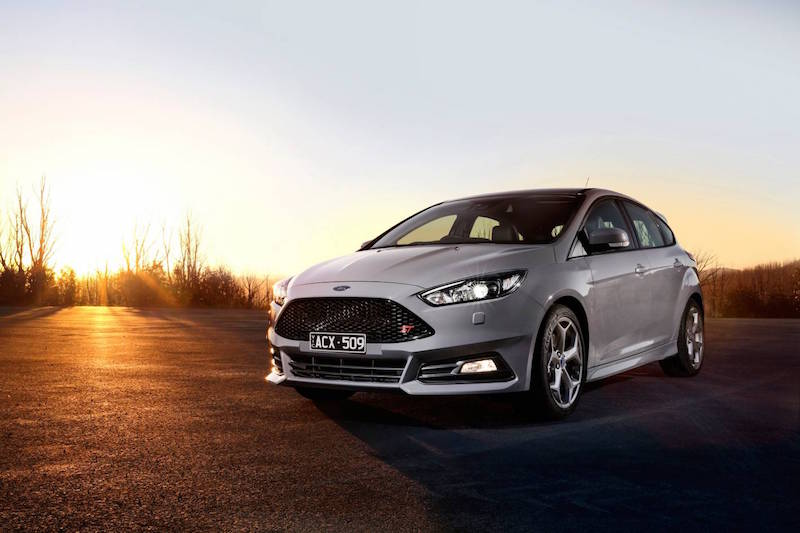 2018 ford focus st review practical motoring. Black Bedroom Furniture Sets. Home Design Ideas