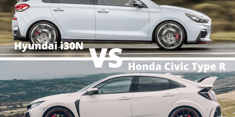 Hyundai i30N Vs Honda Civic Type R
