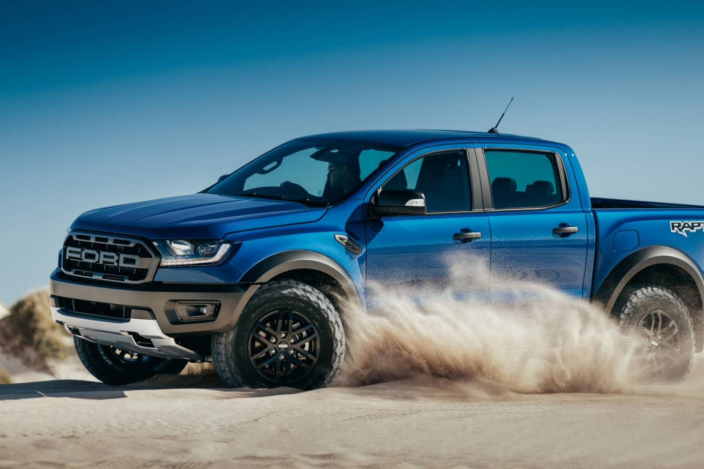 157kw 500nm 2018 ford ranger raptor revealed photos and details practical motoring. Black Bedroom Furniture Sets. Home Design Ideas