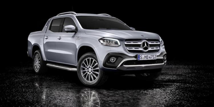 V6-powered Mercedes-Benz X-Class