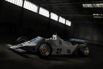 1979 Williams Formula One Car #27